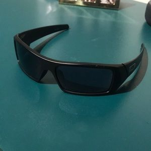 Oakley Gascan Prizm Rectangular Sunglasses